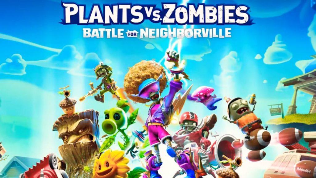 Plants vs. Zombies Battle for Neighborville Switch