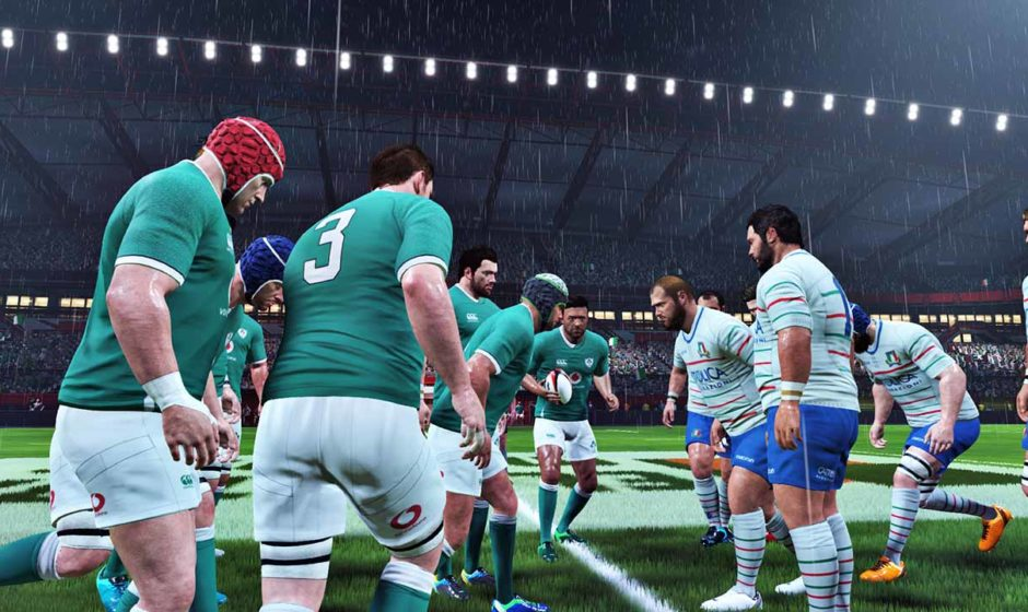 Rugby 20: disponibile la closed beta