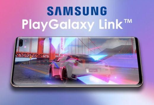 PlayGalaxy Link disponibile per Android e PC