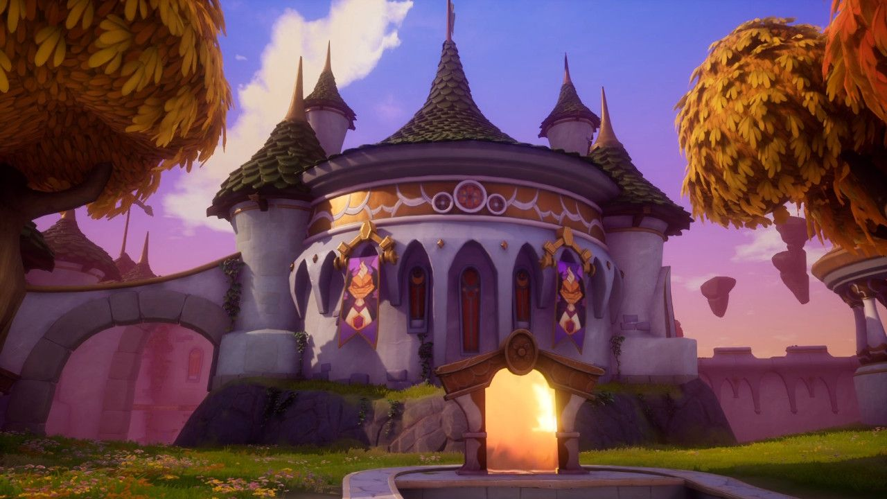 Spyro Reignited Trilogy Switch Avalar