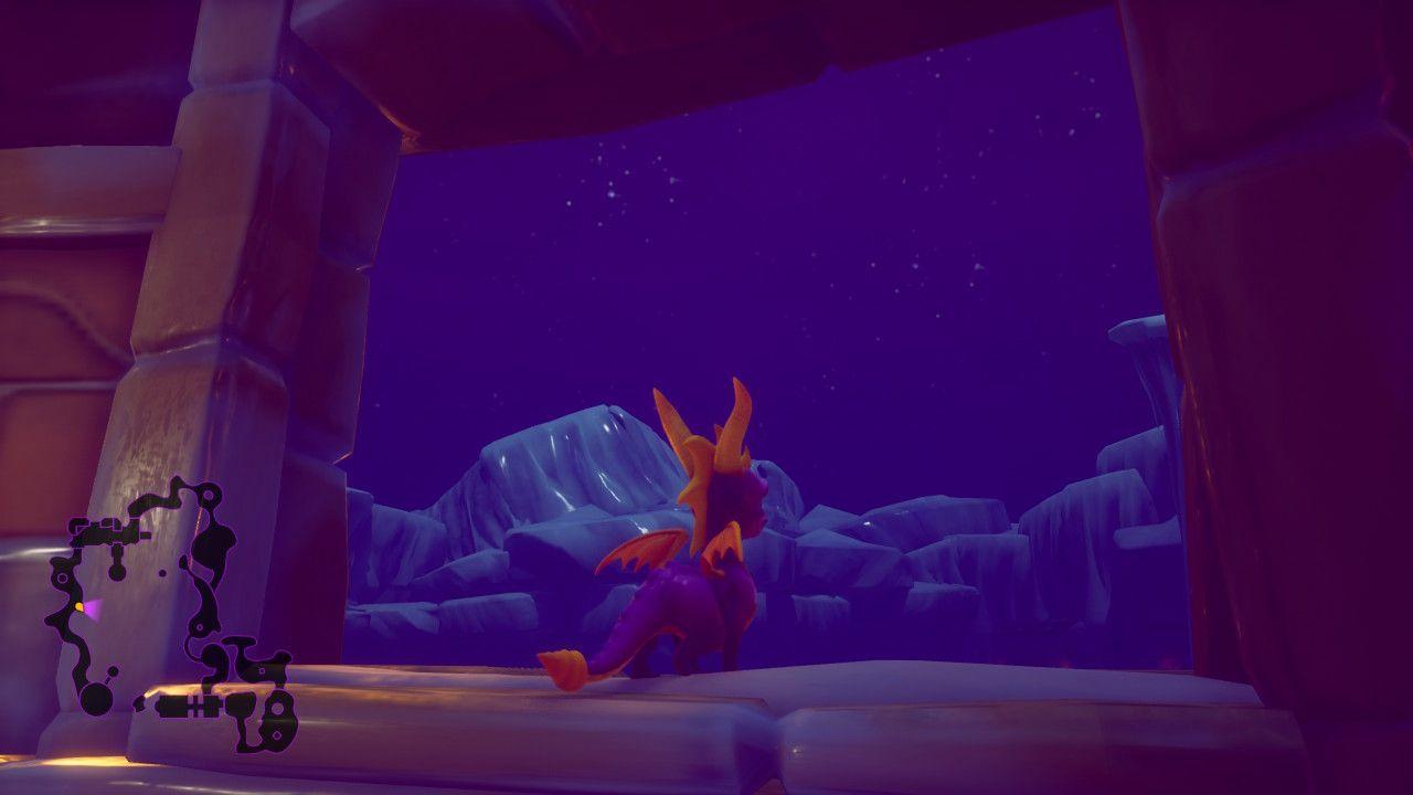Spyro Reignited Trilogy Switch paesaggio