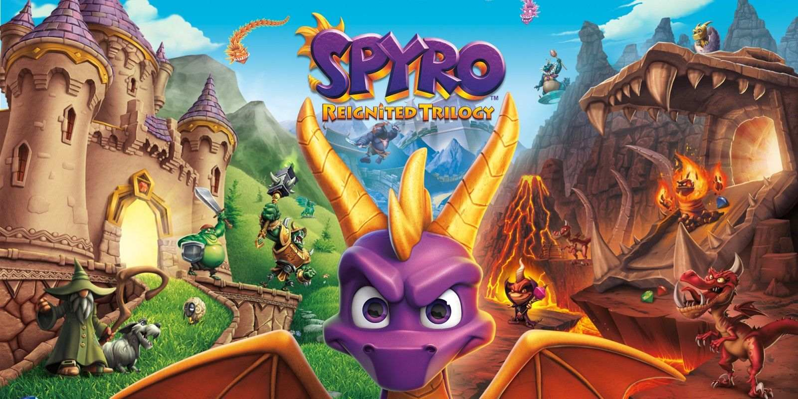 Spyro Reignited Trilogy – Recensione Switch