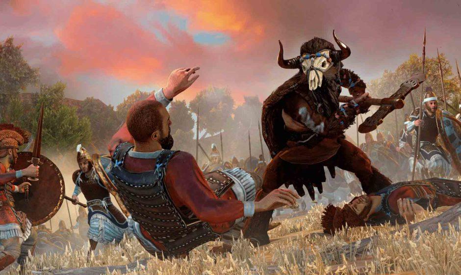 A Total War Saga: TROY, i dettagli sul lancio