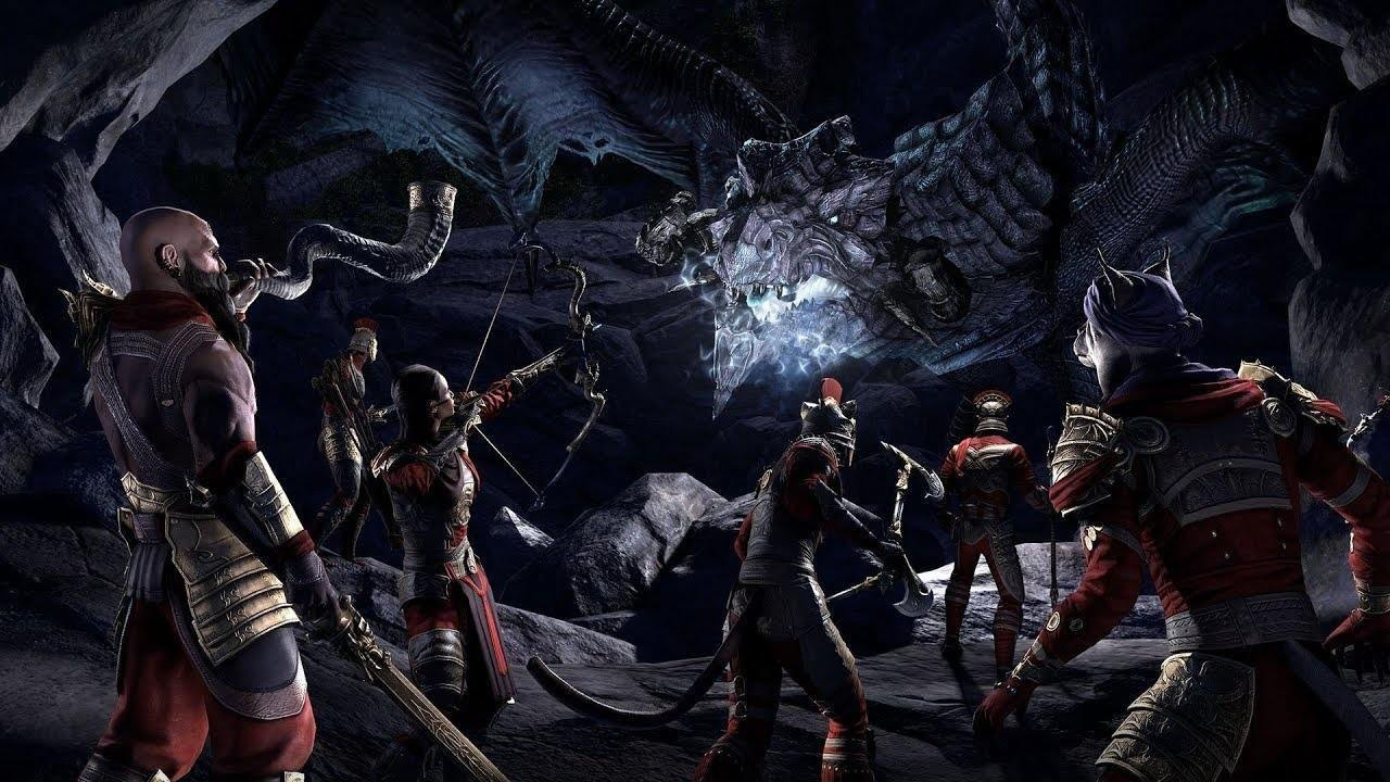 The Elder Scrolls Online Dragonhold keyart01