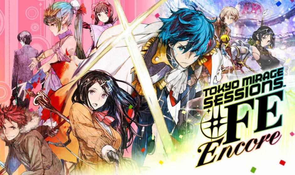 Tokyo Mirage Session #FE Encore annunciato per Switch