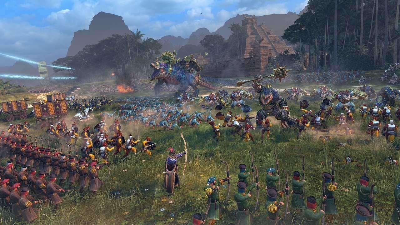 Total War Warhammer II - The Hunter & The Beast