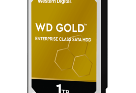I dischi rigidi Western Digital Gold sono tornati