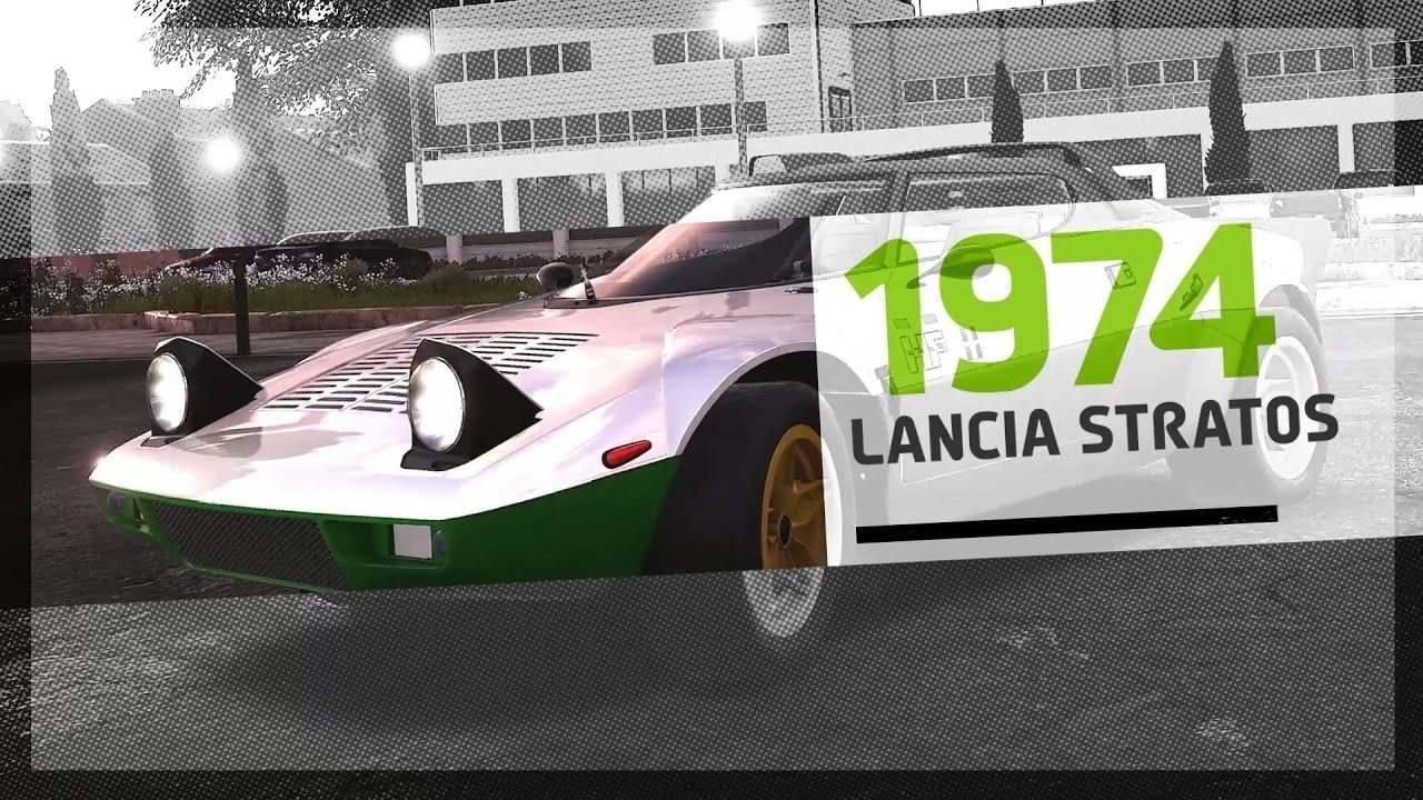 WRC 8 Lancia Stratos