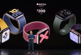 Apple presenta Apple Watch 5