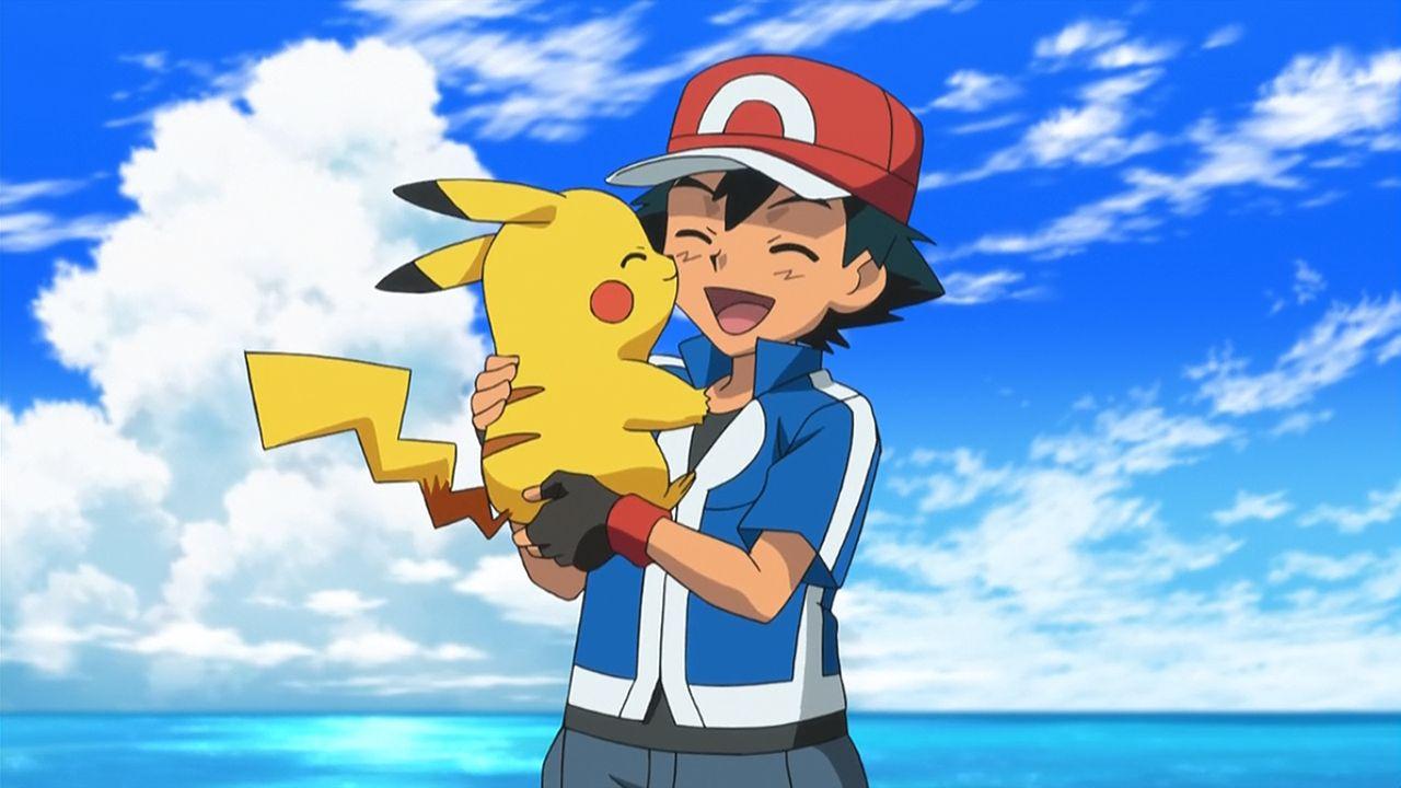 Ash Pikachu Lega