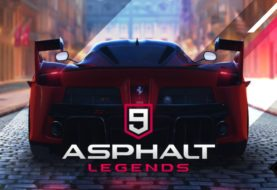 Asphalt 9 Legends: Gratis su Nintendo Switch!