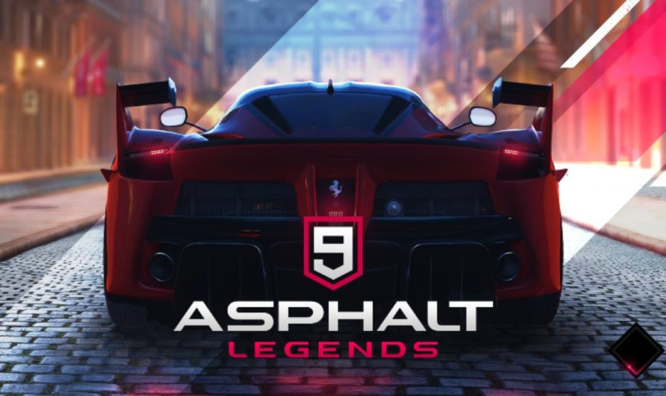 Asphalt 9 Legends: Gratis su Nintendo Switch!