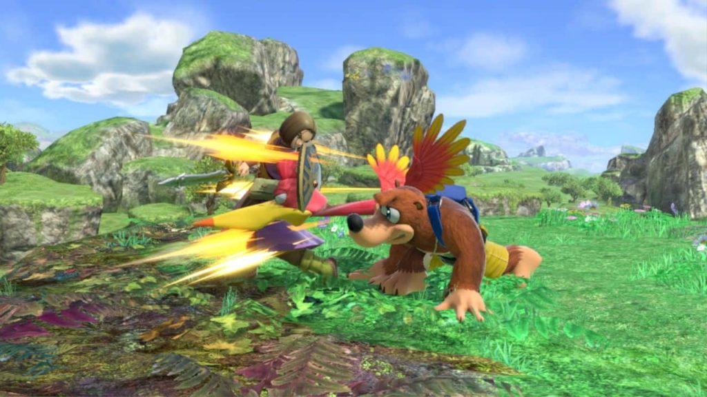 Super Smash Bros. Ultiamte - Arrivano Banjo e Kazooie