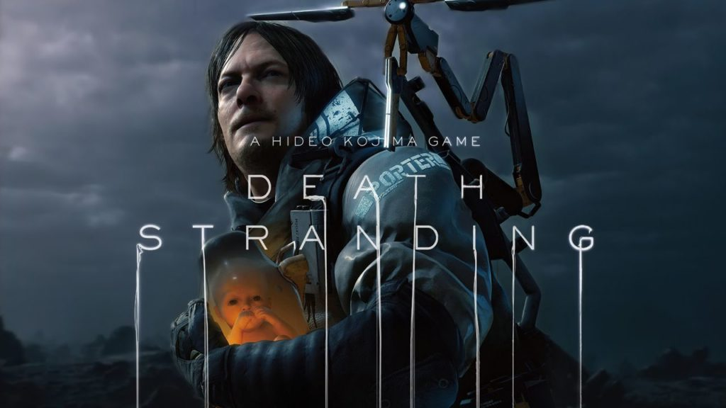 death stranding gold