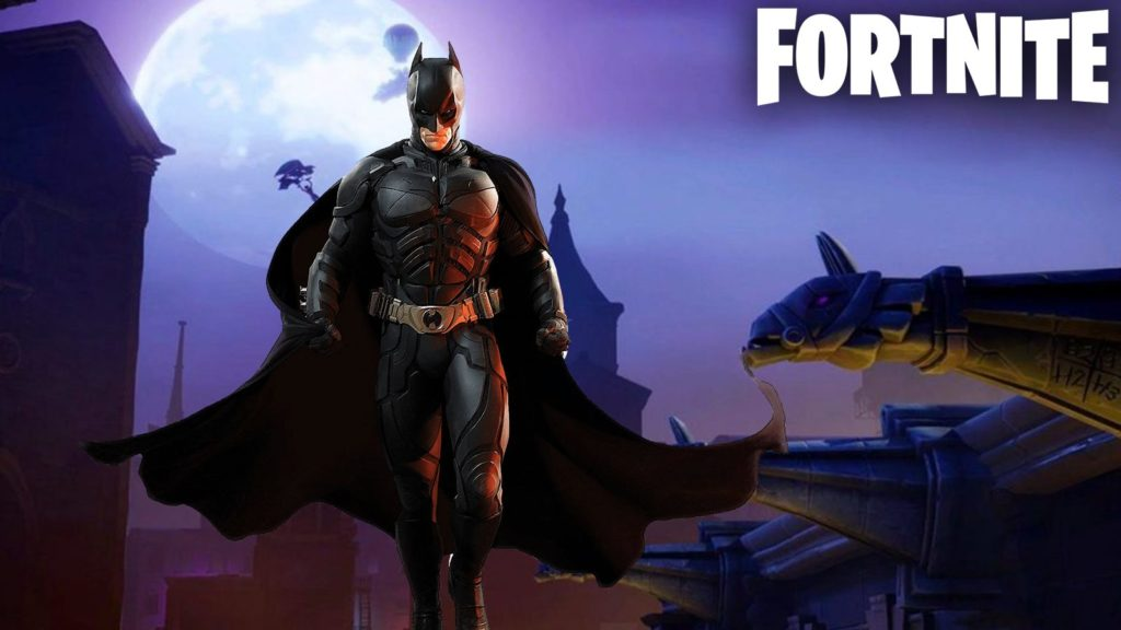 Batman Fortnite crossover