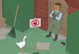 Untitled Goose Game - gli obiettivi nel Giardino