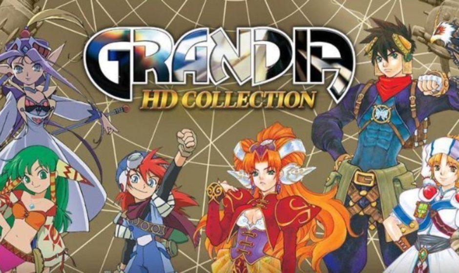 Grandia HD Collection: in arrivo l'edizione fisica