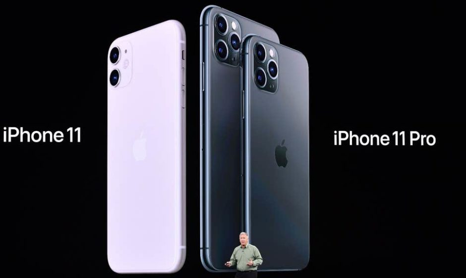 Apple presenta iPhone 11 Pro e iPhone 11 Pro Max