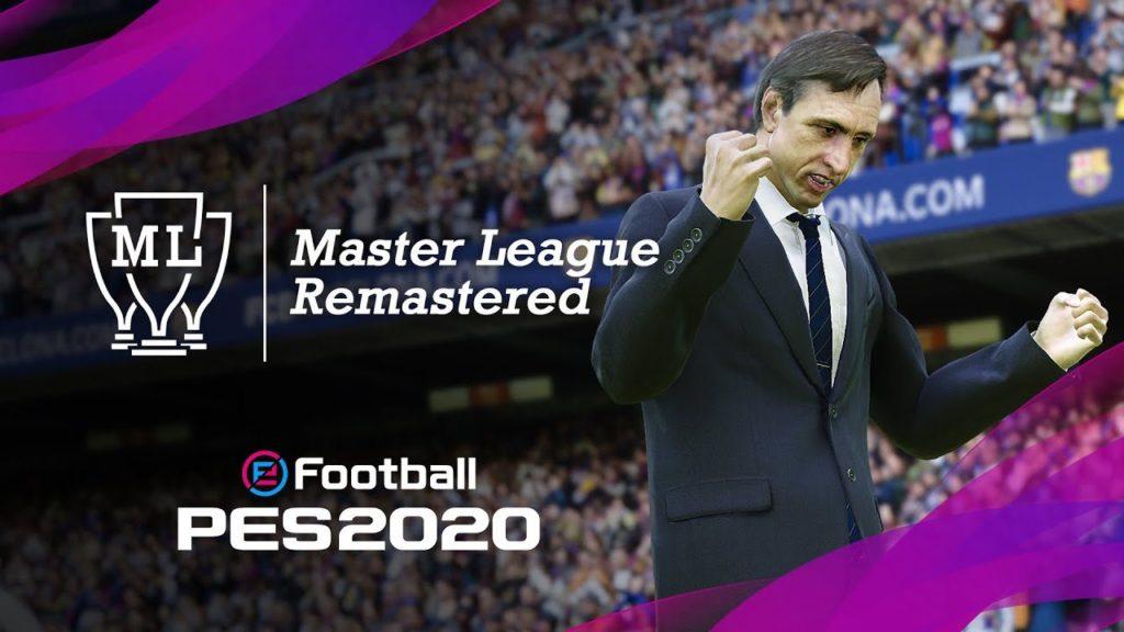 eFootball PES 2020 konami