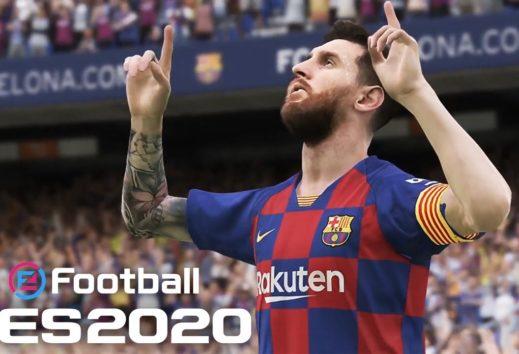 eFootball PES 2020 su Switch? Konami dice di no!