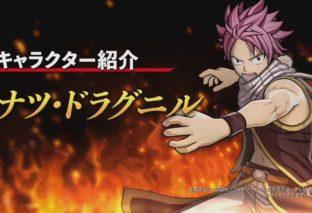 Fairy Tail: nuove informazioni sul gioco di Koei