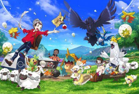 Pokémon Spada e Scudo: La nuova era Pokémon