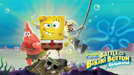 SpongeBob SquarePants: Battle for Bikini Bottom – Rehydrated: Provato – Gamescom 2019