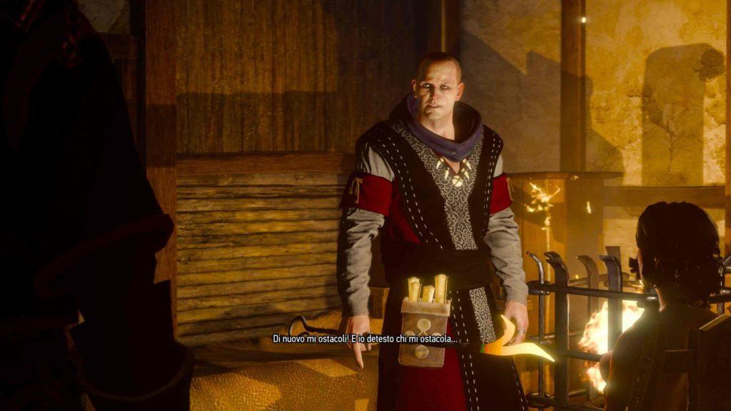 The Witcher 3 scelte peccati carnali
