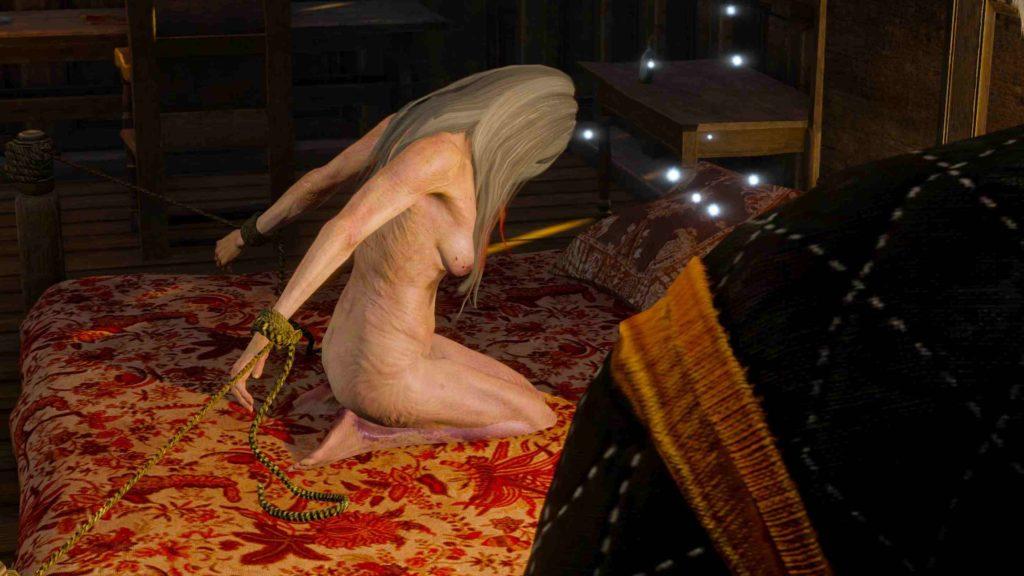 The Witcher 3 omicidio