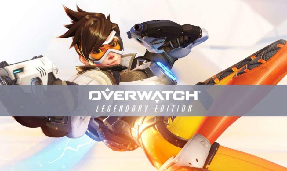 Overwatch: Legendary Edition - Recensione Switch