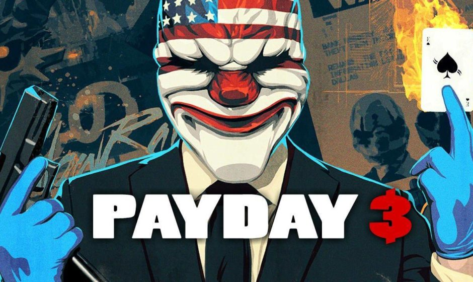 Payday 3 in arrivo nel 2023