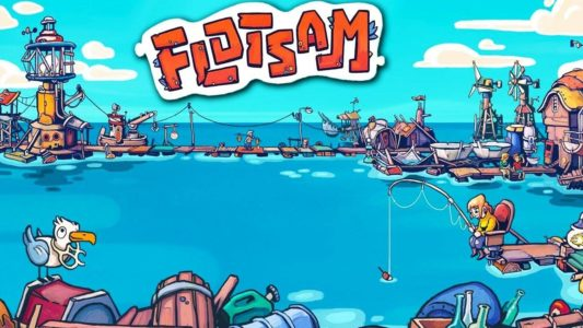 Flotsam – Anteprima