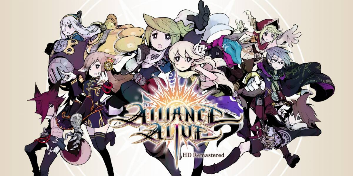 The Alliance Alive HD Remastered – Recensione