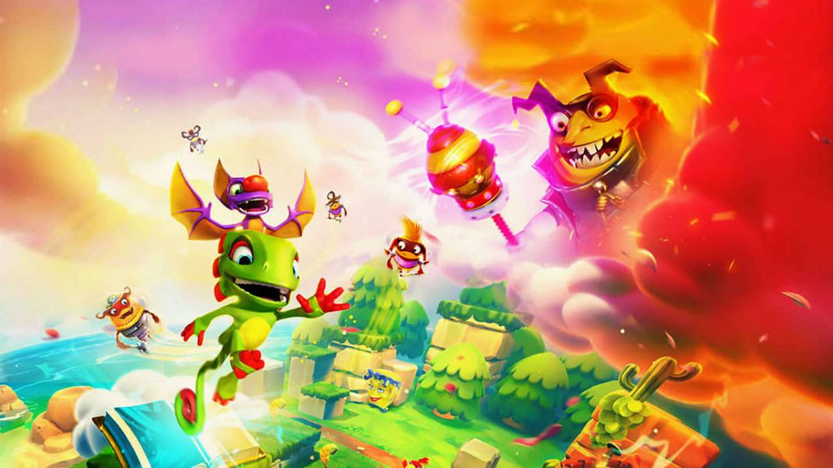 Yooka-Laylee and the Impossible Lair – Recensione