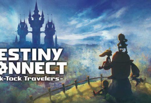 Destiny Connect: Tick Tock Travelers - Recensione