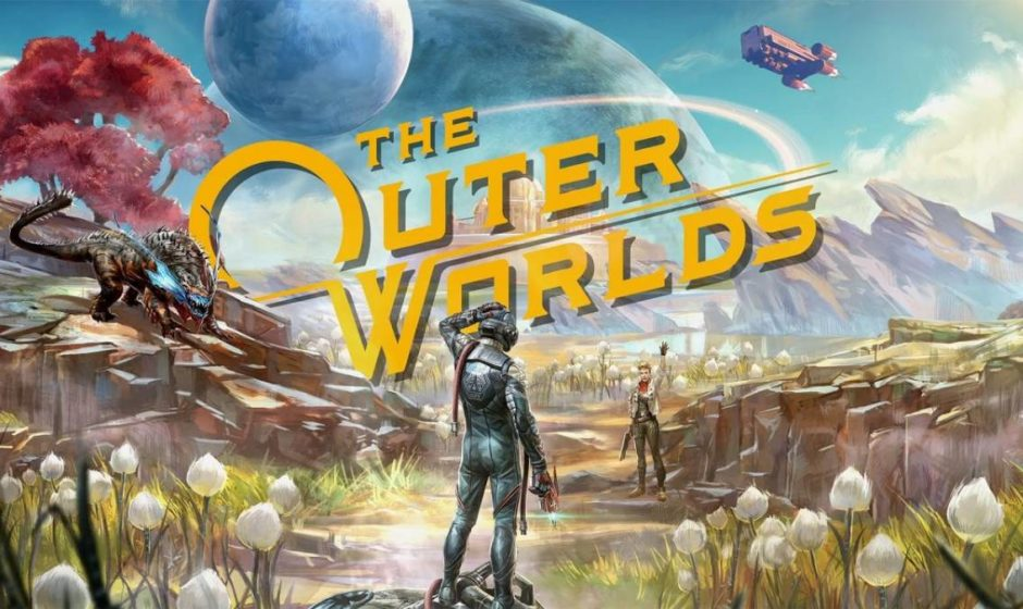The Outer Worlds: in arrivo su Steam