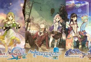 Atelier Dusk Trilogy Deluxe Pack: data di uscita