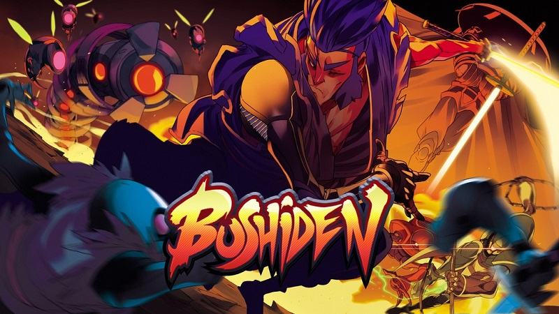 Bushiden: online nuovo video gameplay