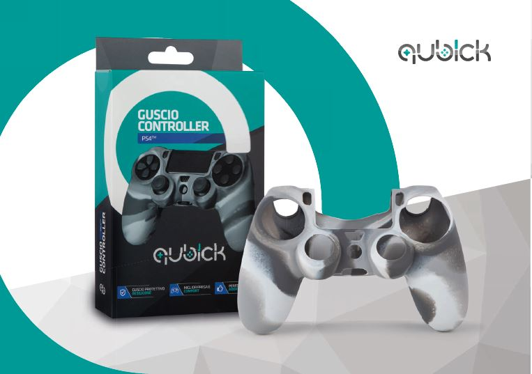 Cidiverte Qubick PlayStation 4