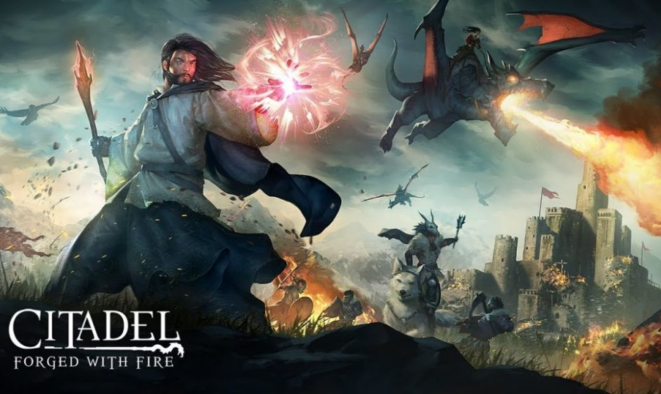 Citadel Forged With Fire: ecco un nuovo trailer