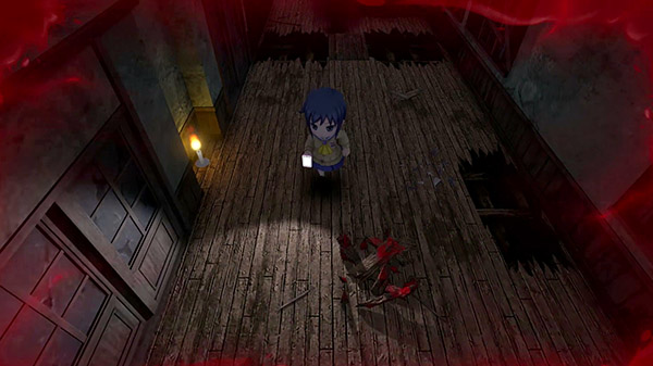 Corpse Party Blood Drive Switch PC