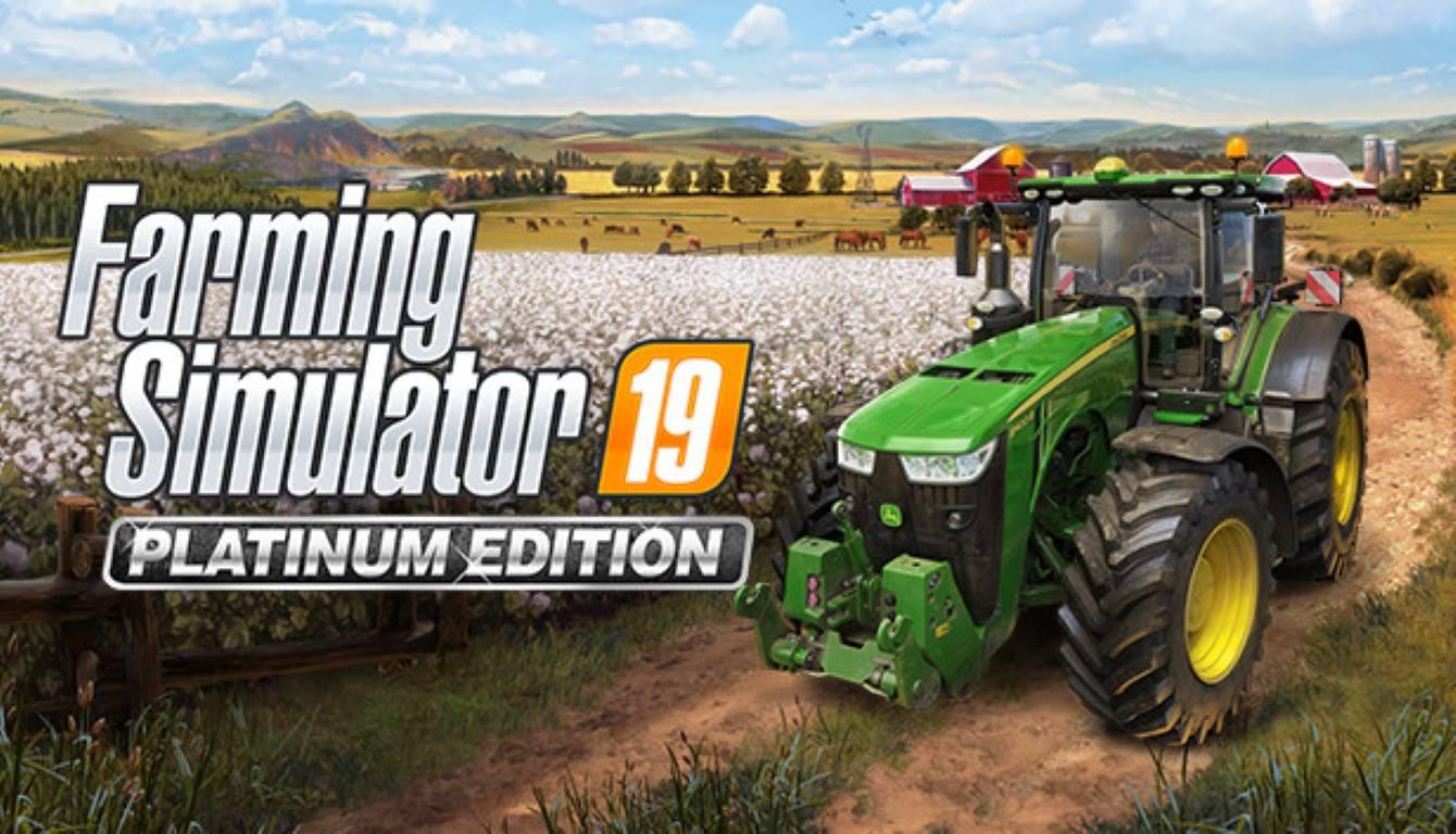 Farming Simulator 19 Platinum Edition – Recensione PS4