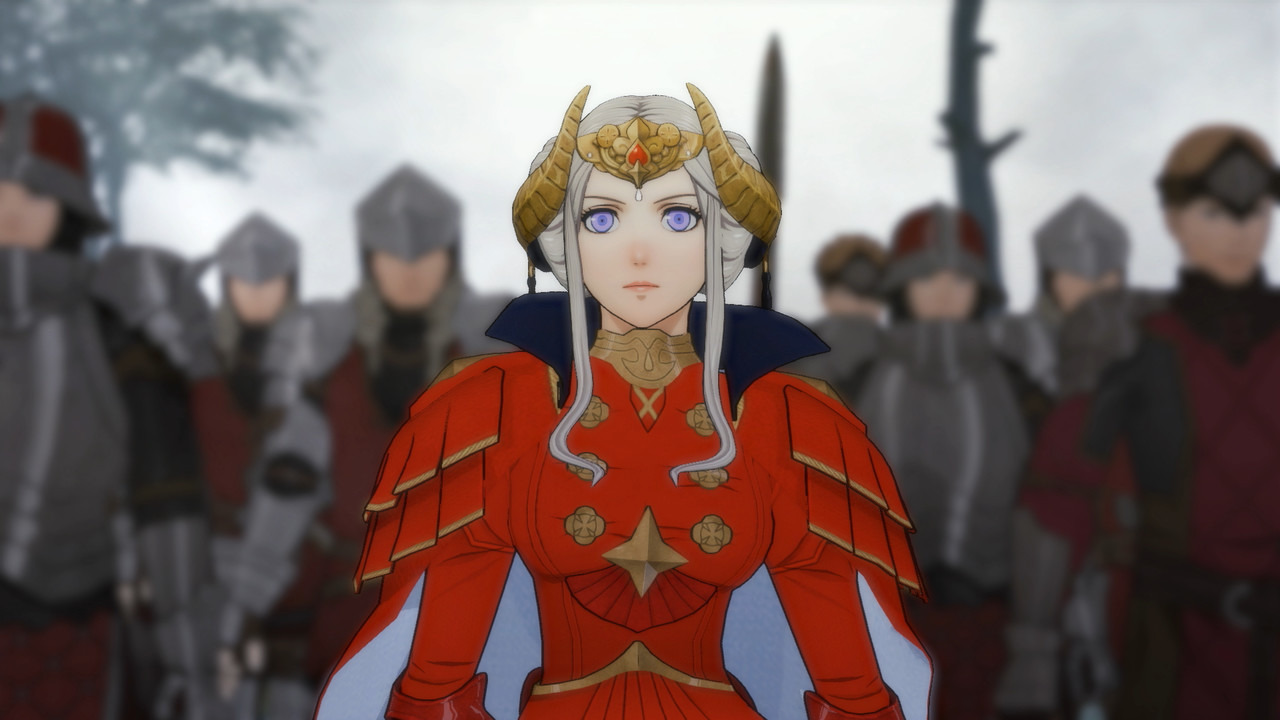 Fire Emblem Three Houses Edelgard