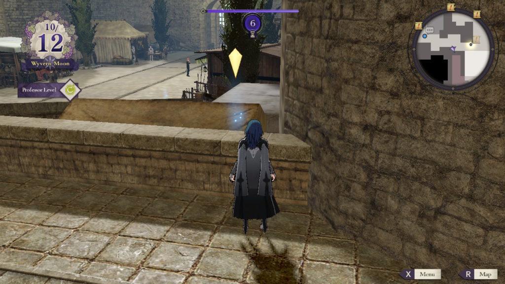Fire Emblem: Three Houses oggetti