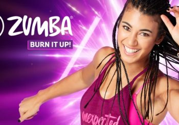 Zumba Burn It Up è ora prenotabile sull'eShop