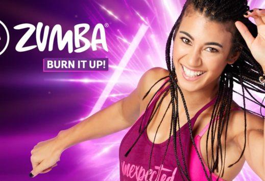 Zumba Burn It Up è ora prenotabile sull'eShop