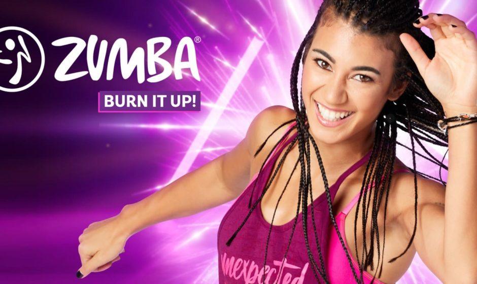 Zumba Burn It Up! è ora disponibile su Switch