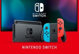 Nintendo Switch: 37 milioni di unità vendute