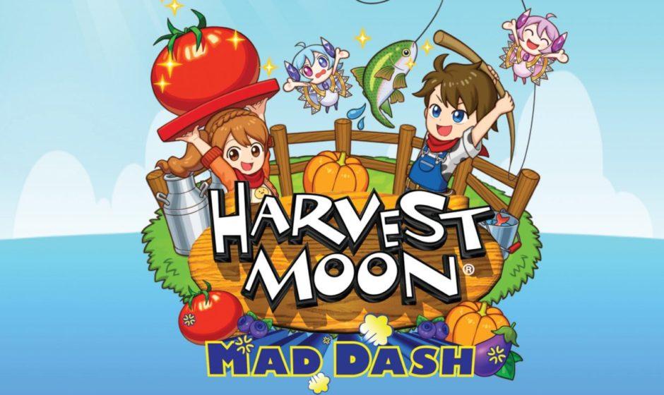 Harvest Moon: Mad Dash: data di uscita annunciata