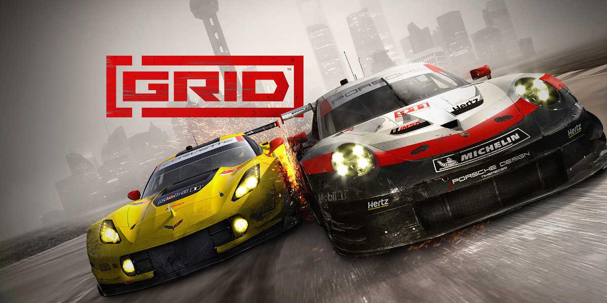 GRID – Recensione PlayStation 4